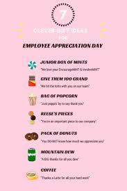 7 employee appreciation day ideas appreciation
