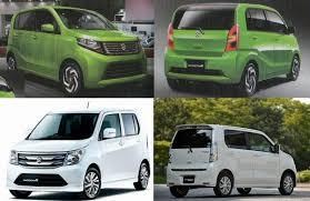 upcoming japanese spec 2017 suzuki wagon r and stingray images