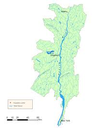 Map Ny Lower Hudson Watershed Map Nys Dept Of Environmental Conservation