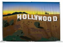 Hollywood Backdrop Hollywood Backdrop 4 5m X 3m Backdrops Party Theming Hire