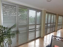 Interior Security Window Shutters Aluminium Plantation Shutters Bob Burns Blinds