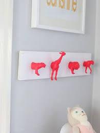 diy deco chambre enfant miniature menagerie i made this cadres tableau et