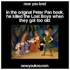 Peter Pan Meme - a little long but an interesting read for pan fans album on imgur