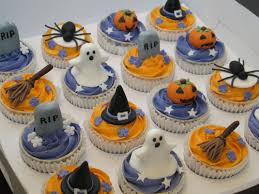exellent decorating halloween cupcakes intended inspiration