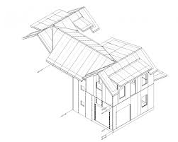 Sip Home Plans Sip Shop Drawings Designed By Evstudio Structural Department
