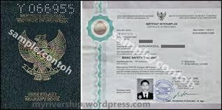 membuat paspor pelaut dokument needed dokument yang dibutuhkan mungkin berguna bagi sesama