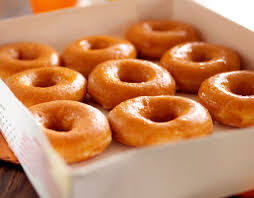 krispy kreme could be releasing a once in a lifetime doughnut flavor