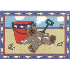 kids bear rug wayfair ca