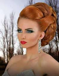 upsweep hairstyles for older women 85 stunning bouffant updo hairstyles for this christmas