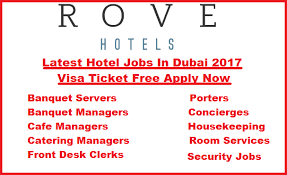 Desk Security Jobs Latest Hotel Jobs In Dubai 2017 Visa Ticket Free Apply Now