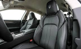 maserati quattroporte interior 2017 maserati quattroporte gts gransport gallery photo 34 of 55