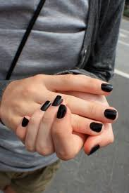 best 25 black nail polish ideas on pinterest dark nail polish