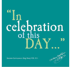 card in celebration of this day shop royal shakespeare company