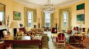 Oval Office Wallpaper by Look Inside The Obamas U0027 Private Living Quarters Cnn Style