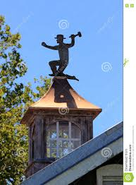 building cupola with metal roof ornament stock photo image 74310538