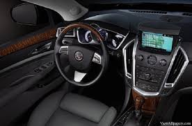 2013 cadillac srx interior view 2013 cadillac srx photos from car and driver find high