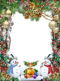 border templates customize online or print as is free christmas
