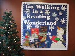 go walking in a reading wonderland christmas theme my boards