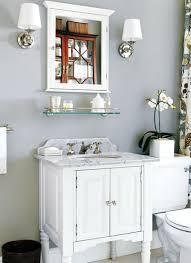 gray wall paint shades table mirror where decorative off bathroom