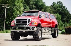 ford f650 custom trucks for sale taking ups to the custom six door trucks