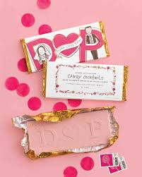 Bridal Shower Gift Card A Candy Themed Bridal Shower For Dylan Lauren Martha Stewart