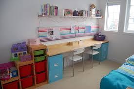 Diy Desk With File Cabinets Filing Cabinet Desk