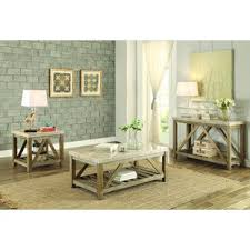 cream colored coffee table cream colored coffee table sets wayfair