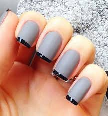25 glamorous ombre u0026 grey nail designs for 2017