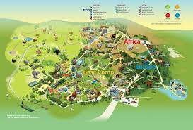 Zoo Map Map Of Zsl Whipsnade Zoo Zoological Society Of London Zsl