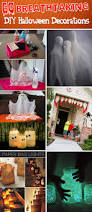 Make At Home Halloween Decorations by 60 Best Diy Halloween Decorations For 2017