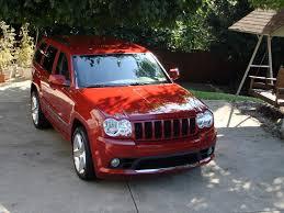 the 2006 jeep cherokee srt8 thrwbkthrsdy