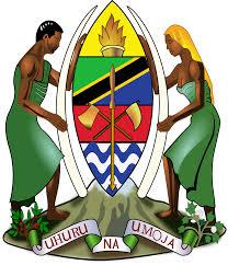 Tanzanian Flag File Coat Of Arms Of Tanzania Svg Wikimedia Commons