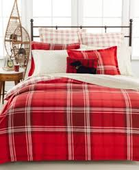closeout martha stewart collection sleigh ride plaid flannel twin