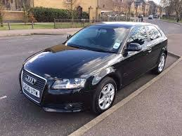 audi a3 2008 58 3 door 2 0 diesel automatic new shape day light