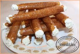 amour cuisine chez sihem petits fours croquants à la crème snaps sousoukitchen