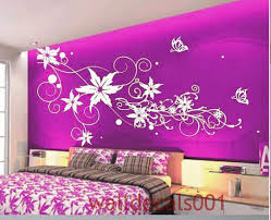 Wall Stickers For Bedrooms Interior Design Best 25 Flower Wall Stickers Ideas On Pinterest Flower Wall