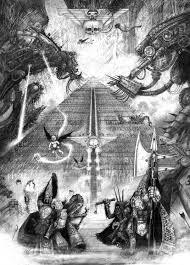 siege of the siege of terra dawns warhammer community
