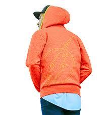 flash tech hoodie thinkgeek