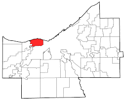 Lakewood Ohio Map by Lakewood Ohio Familypedia Fandom Powered By Wikia