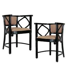 1960s Patio Furniture 1960s Pair Of Joseph Hoffman Fledermaus Inspired Chairs For Sale