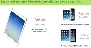 macbooks black friday apple black friday deals offer ipad air macbooks with gift cards