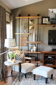 nate berkus meets personal memorabilia decor living room