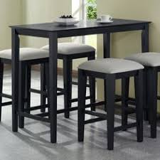 black high top kitchen table ikea kitchen tables for small spaces kitchen table and chairs