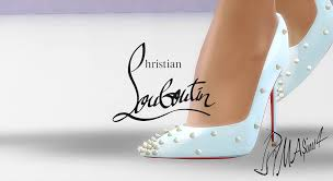 christian louboutin degraspike spiked stiletto pumps