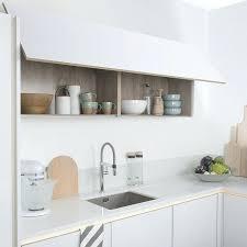 cuisine sans meuble haut meubles haut de cuisine rail de fixation pour placards hauts