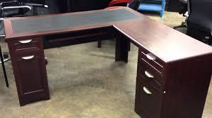 realspace magellan collection l shaped desk espresso realspace magellan collection l shaped desk espresso