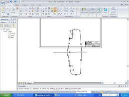 free 2d cad software model flying