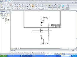 free 2d cad software model flying