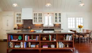 kitchen island with shelves 10 ways to rev your kitchen island
