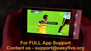 watch football live stream hd android free youtube